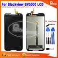 Blackview bv 5000 lcd display + touch screen 100% probado pantalla digitalizador asamblea reemplazo para blackview bv5000