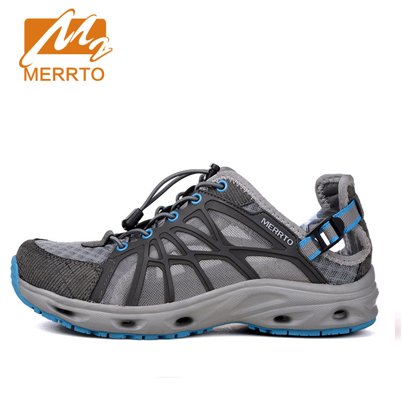 Merrto New Brand Men Beach Water Shoes Aqua Sandals