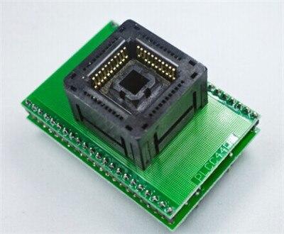 Adaptateur de prise IC de PLCC44-DIP44 pour programmeur de flash nand universel TNM5000 USB