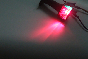 Image 5 - 12 V הימי סירת LED ניווט אור אדום ירוק Bi צבע 360 תואר כל סיבוב אות מנורת 124 MM