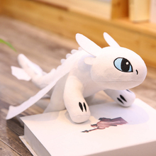 2019 New How To Train Your Dragon 3 Toothless Light Fury Night Fury Plush Doll Toys How To Train Your Dragon Anime Figures Toy mercier р night train to lisbon