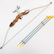 Cosplay Simulation Simulation Exercises Bow And Arrow Shooting Toys For Child'S Outdoor Sport Toy Kids Costume Party Best Gift