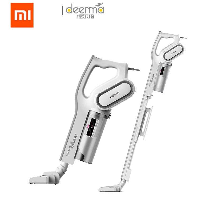 buy original xiaomi mijia deerma mini hand held vacuum cleaner household. Black Bedroom Furniture Sets. Home Design Ideas