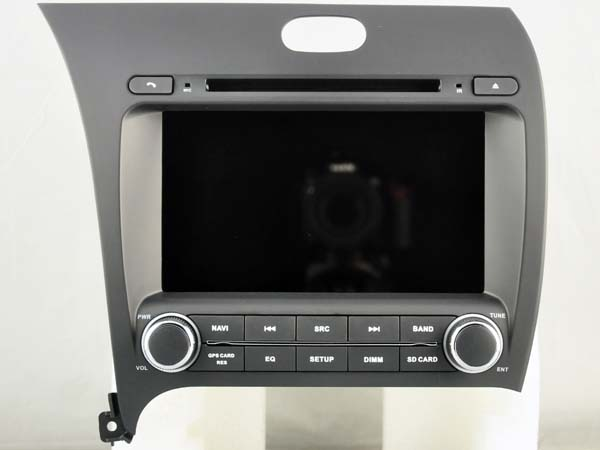 Android 6 0 CAR DVD font b player b font GPS For KIA K3 FORTE CERATO