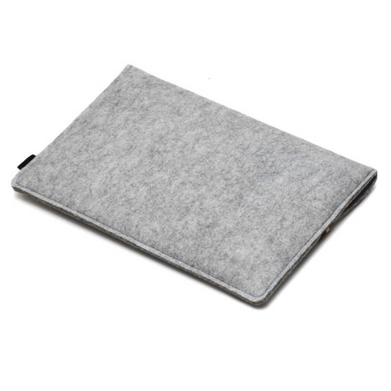 13 15 17 inch Lót Tay 250*340mm Xách Tay Mang Theo Bao Da Ốp Cho Lenovo Cho ThinkPad Carbon Tương Thích với Tất Cả Túi Đựng Laptop