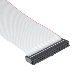 Image 5 - 40 Pin 15 cm Flat Ribbon Cable Male to Female PATA Hard Drive IDE Data Extension Cable For Hard Disk Driver GHMY