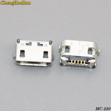 ChengHaoRan 2-20PCS Micro USB Charge Dock Socket Jack Charging Port Connector For Lenovo S930 S910 A788T A388T A3000 A5000 A7600