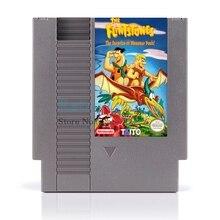 The Flintstones-La Surprise à Dinosaure Pic Pour 72 Broches 8 Bit Jeu Lecteur