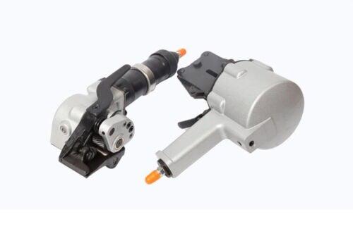 KZSL-32 Сплит Тип Пневматический Натяжной герметизатор пневматическая стальная обвязка машина
