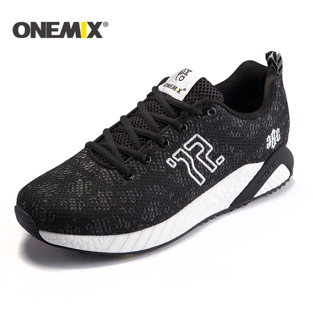 low priced 987f8 5971e onemix 2018 NEW men running shoes Athletic Shoes for men unisex jogging  Fluorescent colorful sneakers Outdoor Sport shoes women