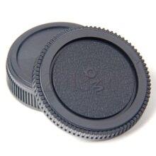Комплект из 2 предметов, для беззеркального фотоаппарата Кепки+ задняя крышка для объектива Кепки L-R5 для данные& s OM4/3 OM43 OM 4/3 43 E620 E520 E510 E500 E5
