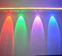 360 einstellbare LED bekleidungsgeschäft mit der lampe gemäß auslosung licht hintergrund lampe nachttischlampe objektiv scheinwerfer Licht bar KTV-in Neuheit Beleuchtung aus Licht & Beleuchtung bei