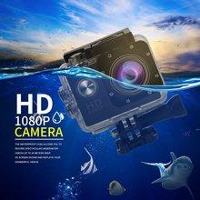 Camera Sports Cam Full HD 1080P 30m Waterproof 2.0 inch LCD Screen Mini Sports DV Camcorder