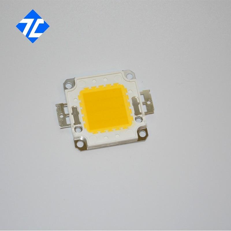 100W LED Chip Warm Weiß 8000-9000Lm High Power 3000mA 32-34V 3000-3200K