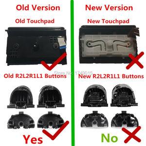 Image 5 - Набор кнопок триггеров R2 L2 R1 L1 для Playstation Dualshock 4 PS4 DS4, аксессуары для контроллера, 17 цветов