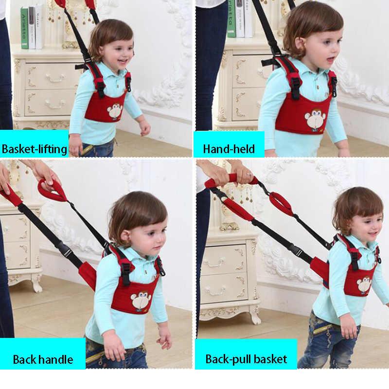 YETAA Peuter Baby Wandelen Harnesses Rugzak Riemen Voor Kleine Kinderen Kids Assistant Learning Veiligheid Reins Harness Walker