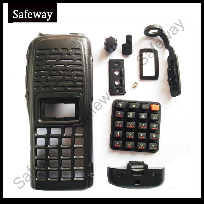 Two Way Radio Housing Cover With Keypad For ICOM IC- V82 Walkie Talkie COVER Case Accessories