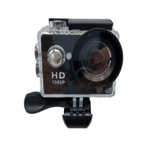 Mini Camcorder 1080P 15FPS Action Camera Gopro Style Action Camera A9 Waterproof 30M