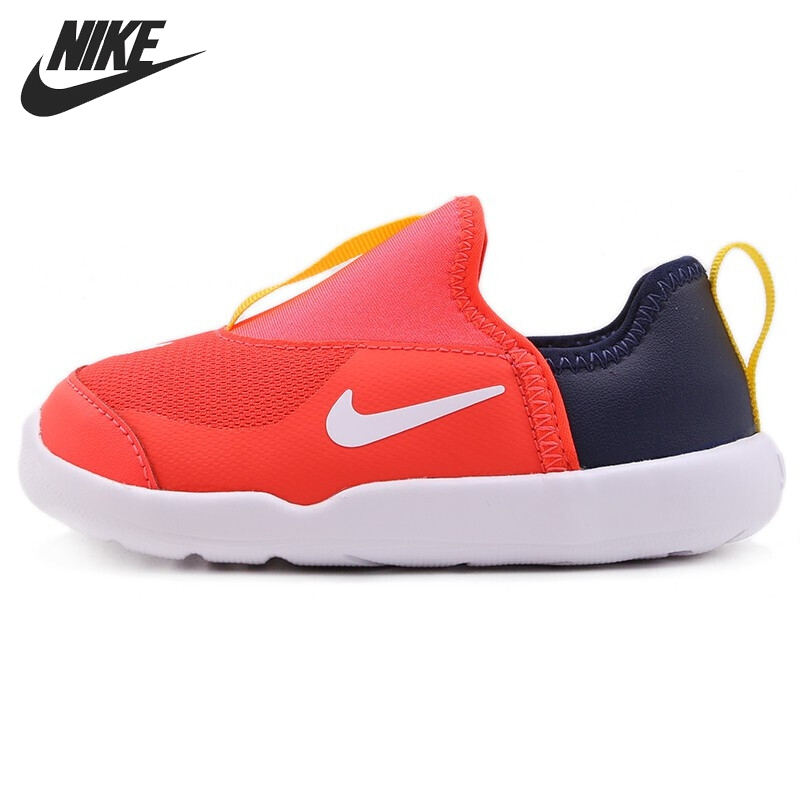 Original New Arrival NIKE LIL SWOOSH (TD) Kids  Shoes Children Sneakers