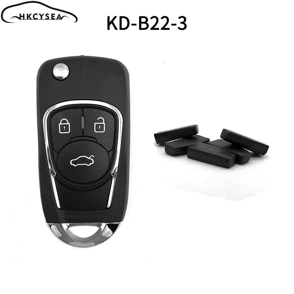 KEYDIY B Series B22 3 B22 4 Remote Key for KD900 KD900+ URG200 Mini KD and HC(4D 4C 46 G) Chip for KD X2 H618PRO Tango