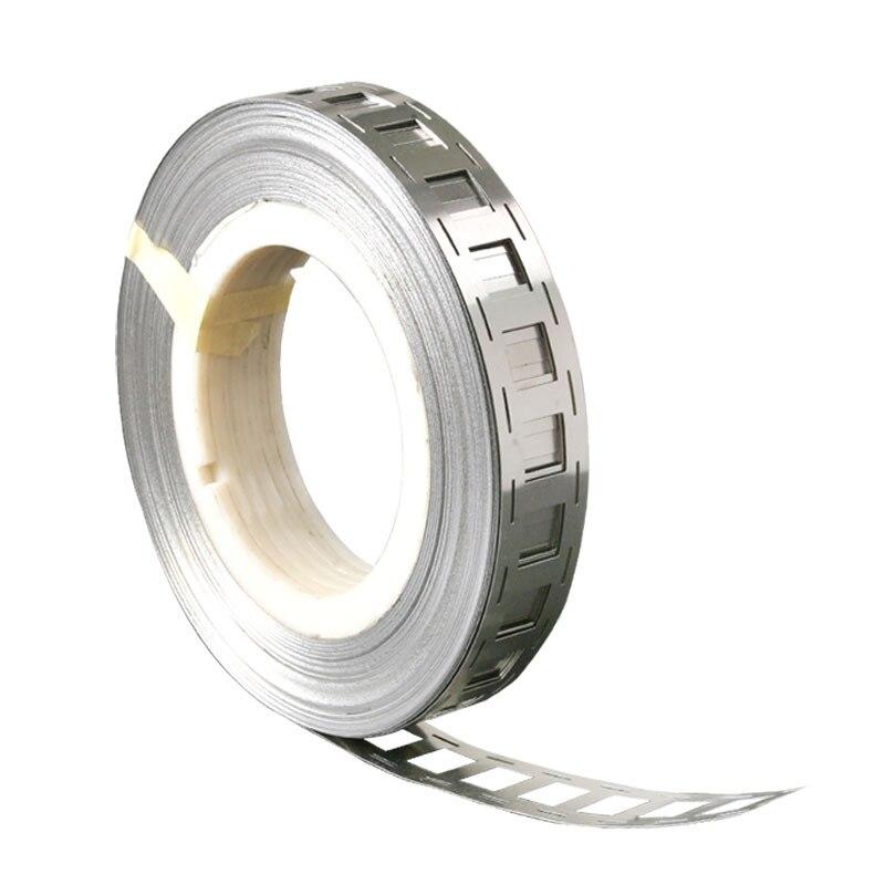 1kg Pure Nickel Strip 99.96% Lithium Battery Nickel Strip 0.1*8mm 0.15*6mm 0.15*8mm 2P  For 18650 Spot Welding Nickel Belt