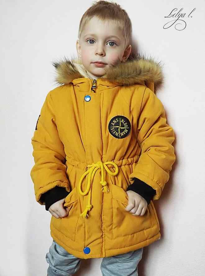 2019 ילדי הלבשה עליונה תינוק בנות כותנה ברדס מעילי חורף מעיל ילדים של חורף בגדי בנות ובנים למטה & מעיילים