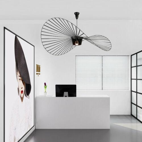 Modern Simple LED Vertigo Pendant Light Instagram Ineternet Personality Hat Hanging Lamp For Dining Room Restaurant cafe Bar