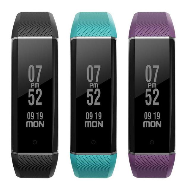 Banda reloj pulsera bluetooth impermeable ip67 inteligente pulso cardiaco monitor pulsómetro natación de pulsera smartband para xiaomi ipone