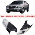Para SKODA OCTAVIA 2004/05/06/07/08/09/10 led Car styling side espelho com indicador sinais de volta Luzes