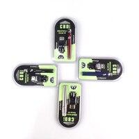 10pcs / lot SUBTWO 510 wire LO Adjust The voltage preheat battery 350mah vaporizer pen CDB Cartridge Tank fit with CE3 vaporizer