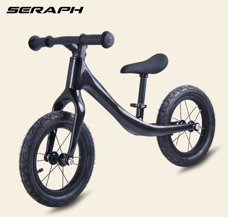 US $190 0 |push bike Balance Bike carbon Kids balance Bicycle For 2~6 Years  Old Children complete bike for kids carbon bicycle-in Bicycle from Sports