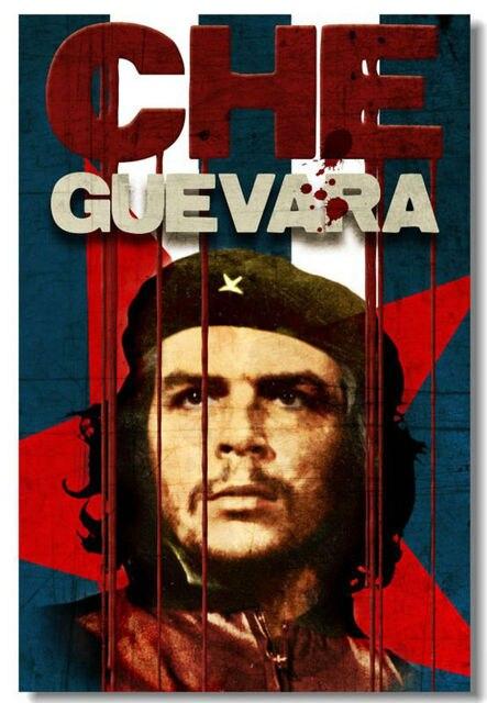 Che Guevara Silk Pop Stylish HD Wallpaper Pop Retro Kids Poster Decor Best Nice Canvas Print 51x77cm FREE SHIPPING IUY5-0751