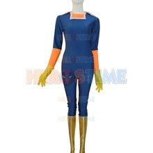 F-Zero Custom Superhero Spandex Lycra Captain Falcon costume halloween cosplay zentai