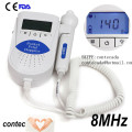 CE Sonoline B 8MHz Fetal Doppler Prenatal Fetal Heart Rate Monitor,LCD Backlight