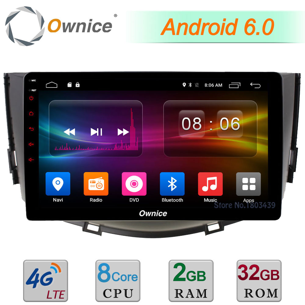 C500+ 9 4G LTE WIFI Android 6.0 Octa Core 2GB RAM 32GB ROM DAB+ TPMS Car DVD Multimedia Player Radio For Lifan X60 2011-2015 ownice c500 4g sim lte octa 8 core android 6 0 for kia ceed 2013 2015 car dvd player gps navi radio wifi 4g bt 2gb ram 32g rom