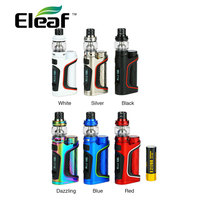Original Eleaf IStick Pico S Kit 4000mAh with Stick Pico S Mod & Ello Vate Atomizer 2ml/6.5ml & 21700 Battery E cig Vaping Kit