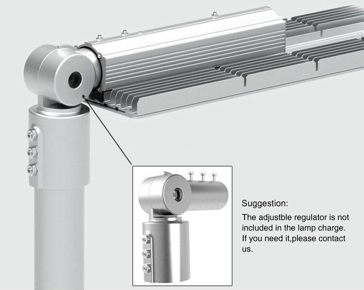 30W 40w 60w 90w 120w 150w Led Street light AC85-265V Outdoor lighting IP65 meanwell driver CE Rohs UL certification