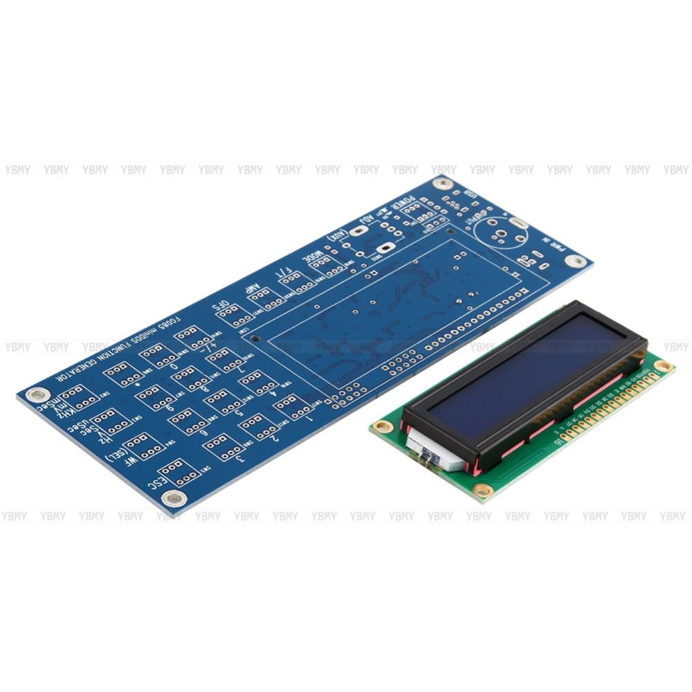 ФОТО FG085 Portable MiniDDS Digital Function Signal Generator Servo Controller KIT