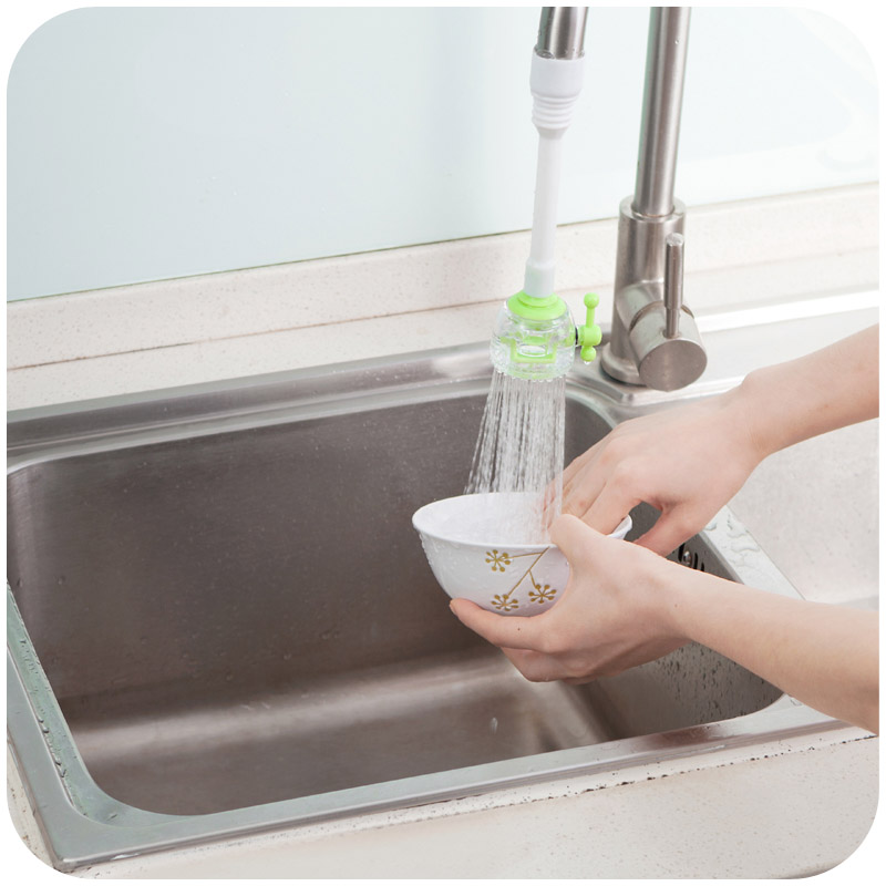 aliexpresscom buy water saving kitchen faucet accessories flexible sink tap sprayer attachment adjustable faucet adapter nozzle spout kitchen from - Kitchen Sink Nozzle