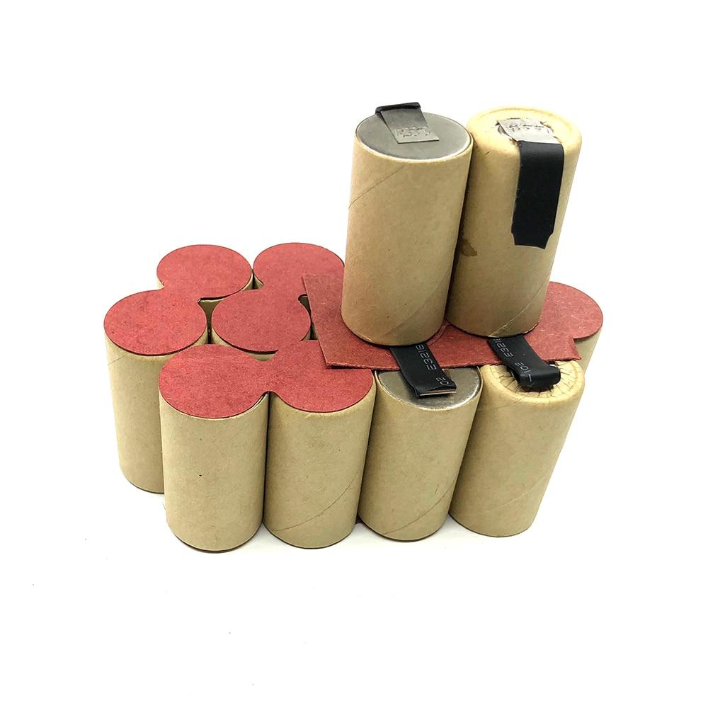 3000mAh pour Einhell 18V Ni MH batterie pack CD AccuPack 18 Pro MBR180 PAS18 01015 4513090 pour auto-installation