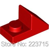 * Наклонная плитка 1X2 45 градусов. W 1/3 пластина * SS281 50 шт DIY enlighten блок кирпич Часть No. 92946 совместим с