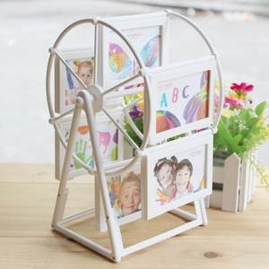 European Photo Frame Wedding Family Combination 12 Photos