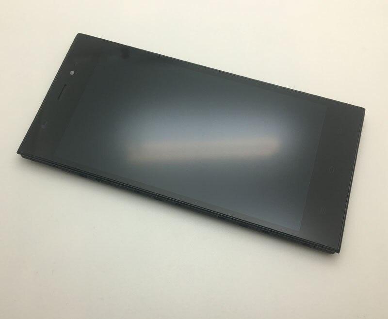 Pour Xiaomi MI3 LCD Écran avec Cadre Remplacement 100% Testé LCD affichage + Écran Tactile Pour Xiaomi MI3 M3 5.0 pouces WCDMA + Outils