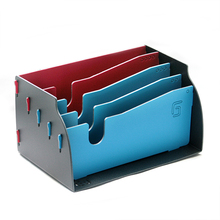 Detachable Document Bill Office Storage Box Multi-layer Accounting Voucher Letter Sundries Cabinet Rack Articles Organizer 28 9 dollars shopping voucher