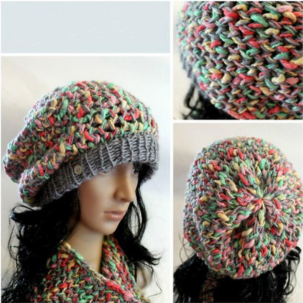 4 Size Plastic Round Circle Knitting Loom Hat Scarf Sweater Circle