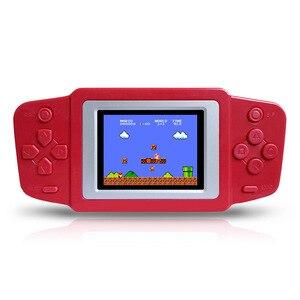 Image 1 - BL 835A pantalla de 2,5 pulgadas para niños, consola de juegos portátil con 268 juegos integrados