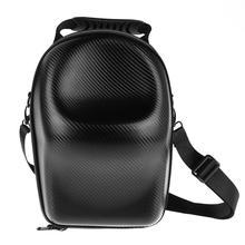 EVA  Hard Shell Bag Case water resistant Hand Shoulder Bag with shoulder strap Storage Bag for DJI Goggle VR Glasses