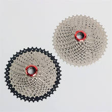 BOLANY Ultra Wide Tooth Ratio Bicycle Freewheel 11 Speed Road Bike Cassette Sprocket 11-40/42T Mountain Flywheel