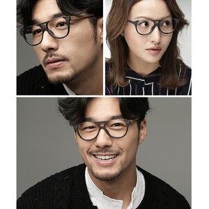 Image 3 - HDCRAFTER montures de lunettes de Prescription pour hommes, pour myopie, monture de lunettes, pour femmes, pour Grain de bois