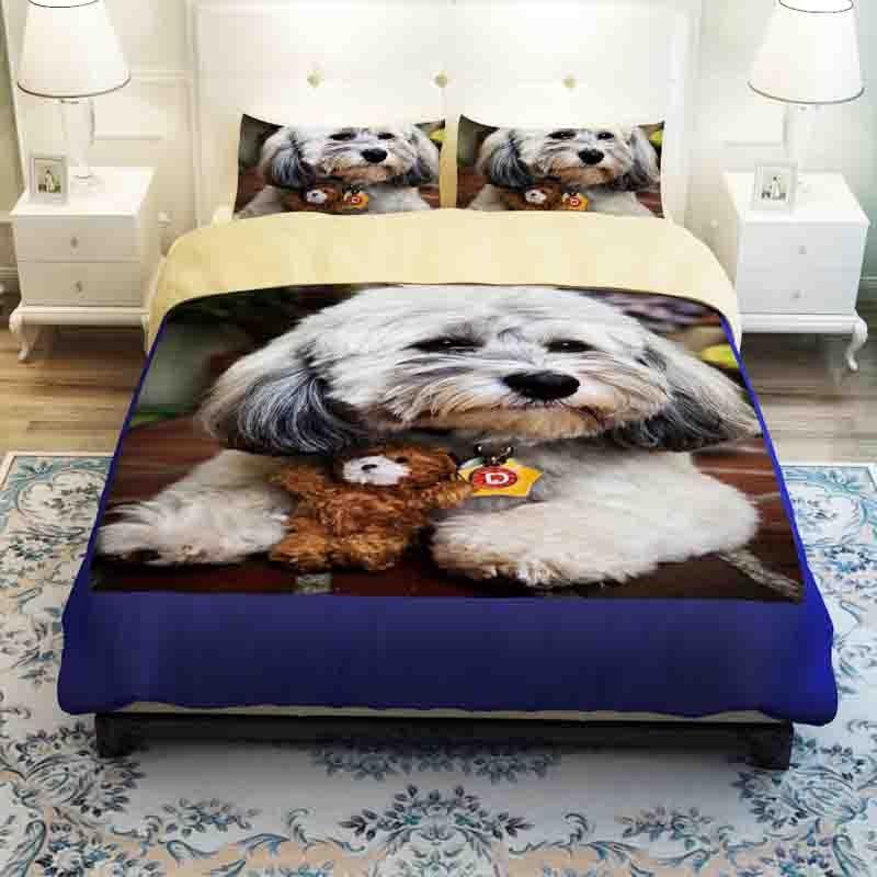 Animal Print Comforter Set Queen 7 Pc Animal Safari